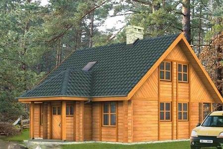 дома на основе деревянного каркаса г.Батайск