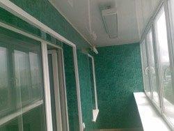 козырьки на балкон в Батайске