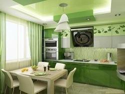 Ремонт кухни г.Батайск. Отделка кухни в Батайске
