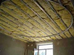 Утепление потолка в Батайске. Утеплить потолок г.Батайск